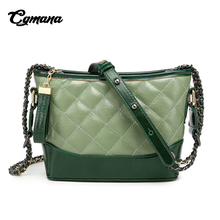 CGmana Women Handbags 2018 High Quality Designer Brand Luxury Crossbody Bags Gilrs Purses Shoulder