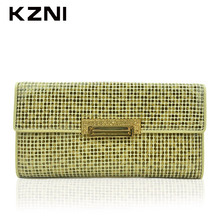 KZNI Shoulder Women Clutch