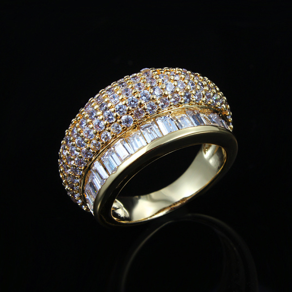 4A high quailty Noble ring fashion jewelry ALW1799