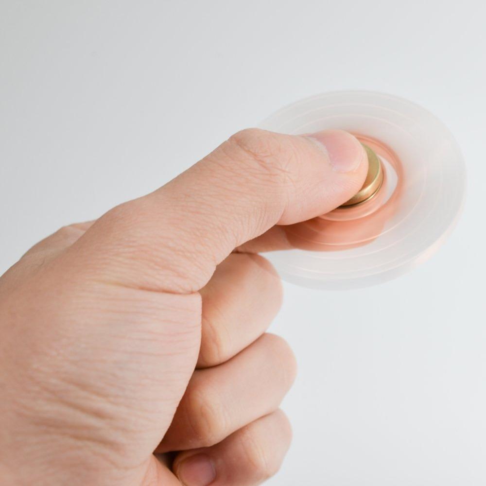 Brass Hand Spinner Fidget EDC toy 2017 New Torqbar Brass ceramic bearing finger Spinner Hand relieves stress high quality