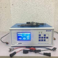 Professional BST203 C piezo and electromagnetic common rail injector tester for bosch/delphi/denso/siemens/continental