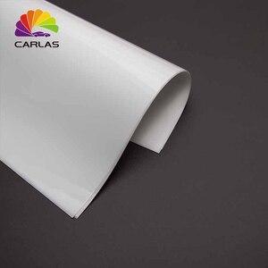 Image 3 - Carlas transparent klar autolack schutz film PPF automobil motor wrap aufkleber unsichtbare anti kratzer paster