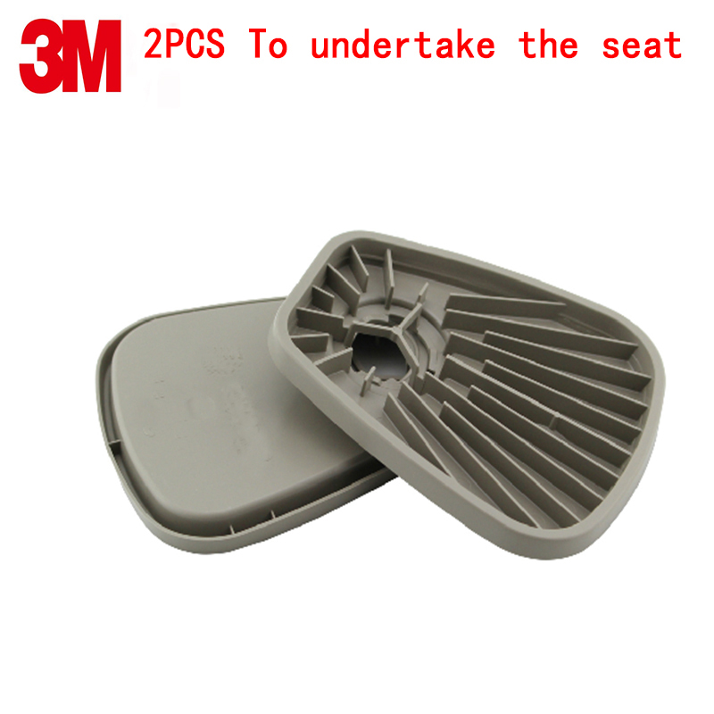 3M 603 Adapter Holder 5N11 Filter Special Cotton Cover with 6000 7000 FF400 Series Face Mask
