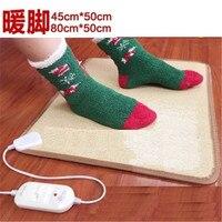 TF03-1, Oficina de pie caliente, almohadilla de pie caliente, calentador, pies calientes, Tesoro, almohadilla de calefacción eléctrica enchufable, placa base de cristal de carbono caliente