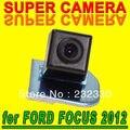 Del revés del coche copia de seguridad de estacionamiento Cámara de visión trasera para Ford Focus 170 grados NTSC Sensor Sistema de Seguridad Kit para GPS