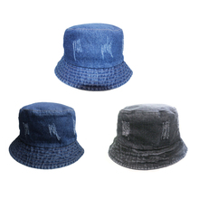 Cotton Denim Flat Cap Men woman Summer Washed Hat Male Female Retro Casual Top Sun Hats