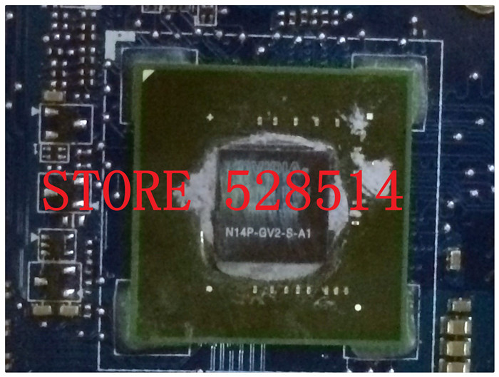 H000057700 FOR TOSHIBA P55T P55 LAPTOP MOTHERBOARD WITH Graphics N14P-GV2-S-A1 100% Work Perfect