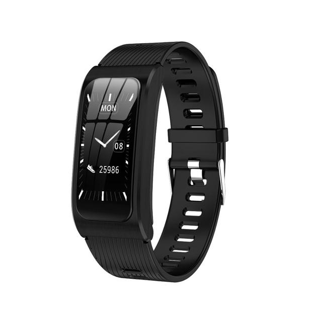 "AK12 mujeres smartwatch 1,14"" IP68 impermeable de cronómetro alarma reloj fitness tracker nadar relojes PK X3 S2 Android IOS"