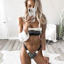 Женские сплошные бикини 2019 Mujer предложение, с открытыми плечами купальный костюм купальник женский сплошной бикини набор пляжной одежды микро бикини