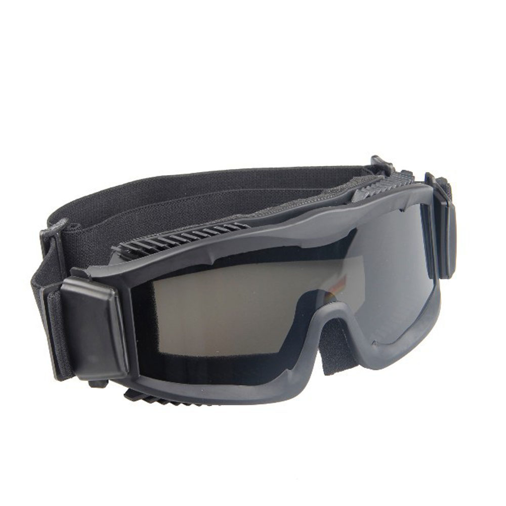 Goggle Type Sunglasses  aliexpress com men s ballistic military 3 lens alpha goggles