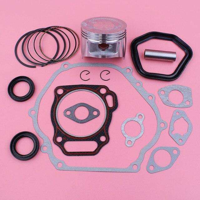 88 мм поршневой Штифт Кольцо сальник уплотнение полный комплект прокладок для Honda GX390 13HP GX 390 китайский 188F газовый двигатель запасные части