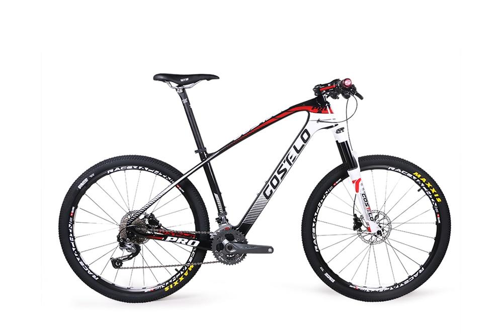 Costelo Massa Basic carbon Bicylce Mountain Bike 27.5er 29er MTB Frame  bicycle MTB Frame complete bike with original groups