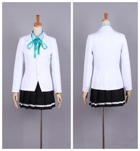 Kuroko No baloncesto ( baloncesto de Kuroko ) niñas uniforme de cosplay del anime de Halloween cosumes