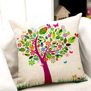Image 5 - Attractive Floral Printed Pattern Pillowcases Cover Super fabric Home  Bed Decorative Throw Bedding Pillow Case