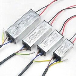 IP67 85-265 В переменного тока до 24 V-38 V освещение Трансформатор Адаптер питания для DIY 10 Вт 20 Вт 30 Вт 50 Вт Светодиодная лампа COB Чип прожекторная со...