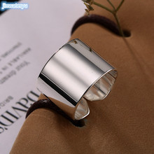 jinwateryu 2019 new model 925 sterling silver Korean version of the simple  personality fashion ladies ring