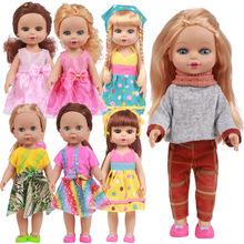 Newborn Baby GIRL Soft Stuffed Simulation Doll Toys for Children Educational Life like Long hair girl Babies Dolls sweater dress