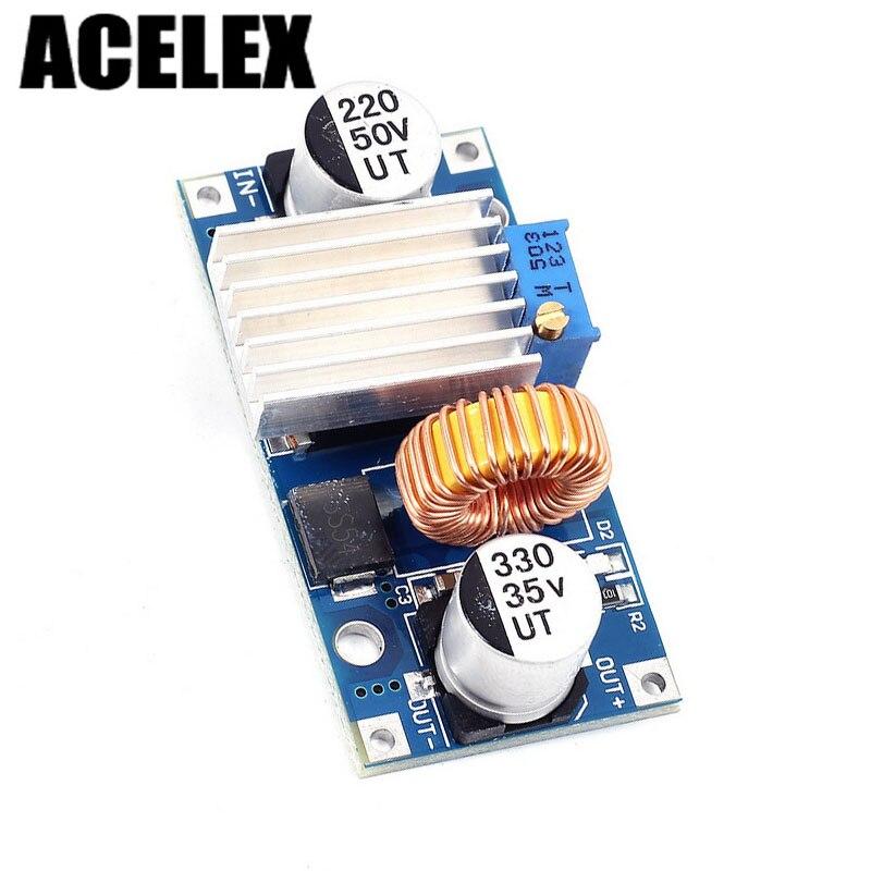 1.25-36V 5A 60W DC-DC adjustable Step-down power supply module voltage regulator module DC Buck module1.25-36V 5A 60W DC-DC adjustable Step-down power supply module voltage regulator module DC Buck module