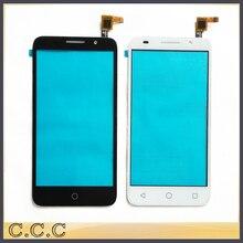 Avant Lentille En Verre Digitizer Écran Tactile Pour Alcatel One Touch Pixi 3 OT5065 5065 5065A 5065D 5065X Écran Tactile Panneau Capteur
