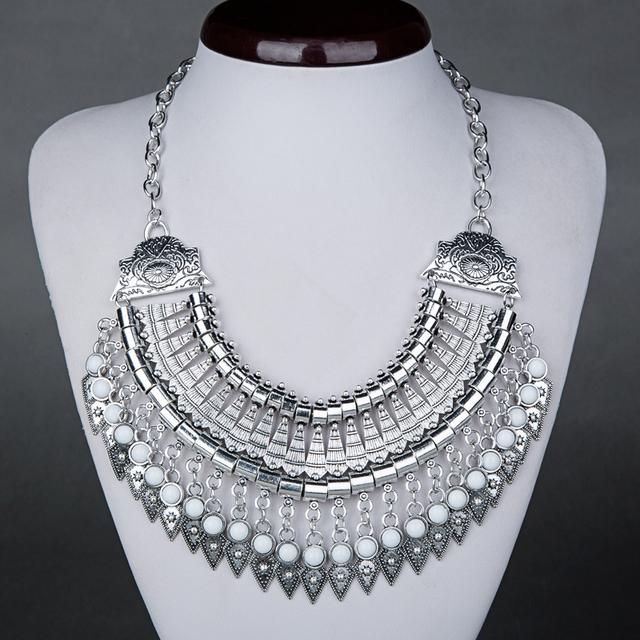 Bohemian Ethnic Choker Collar