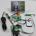HDMI LCD Controller Board + 5inch ZJ050NA-08C 640x480 Lcd+Touch screen