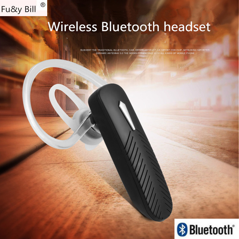 Wireless Sports Bluetooth Headphone Universal for Xiaomi Samsung iPhone Music Earphone Hand Free Headset Microphone Earbud bluetooth earphone headphone for iphone samsung xiaomi fone de ouvido qkz qg8 bluetooth headset sport wireless hifi music stereo