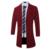 Moda de Lana Largas Chaquetas de Los Hombres 2016 Otoño/Invierno de Trincheras Cazadora Informal Negocio de La Manga Completa Caliente Sobre la Capa Más Tamaño 2XL