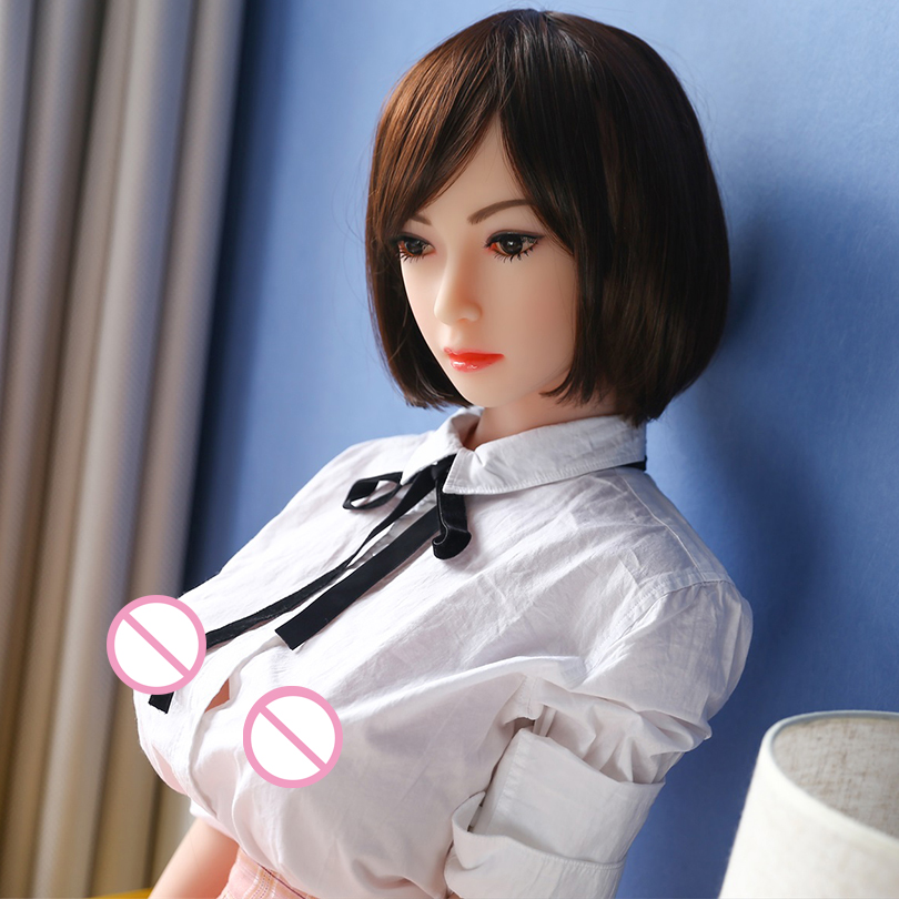 New 148cm Silicone Sex Doll Adult Toy Breast Real Sex Product Lfelike Vagina Oral Ass Young Lady Love Doll For Men Sexual Dolls new products 2016 innovative product 165cm best price doll bangladesh sex doll market for men