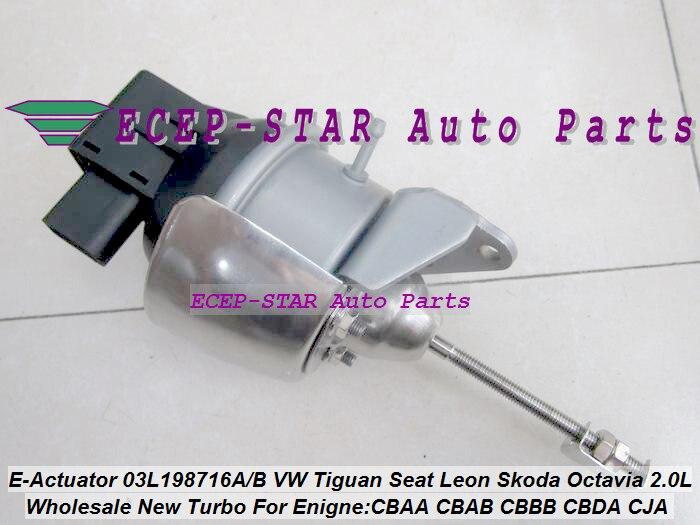 03L198716 A Turbo Wastegate Actuador