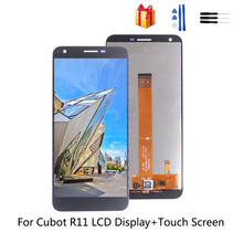 Original For Cubot R11 LCD Display Touch Screen Digitizer Repair Phone Parts For Cubot R11 Display LCD Display Screen цена и фото