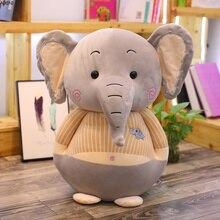 1 Pcs Baby Animal Elephant Plush Pillow Toys for Children Girl Boy Gift Magic Kid Stuffed Plush Toy for Adult Doll Birthday Gift цена 2017
