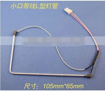 NEW !! 5.7 inch L Shape CCFL Backlight Lamp for LCD Laptop & Monitor Screen 105MM*65MM w/ Wire Harness