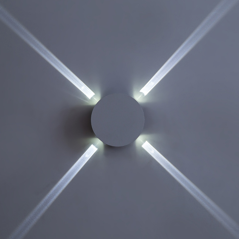 110 220v Aluminum Acrylic Led Modern Arandela Applique Murale Luminaire Bathroom Banheiro Meuble Salle De Bain