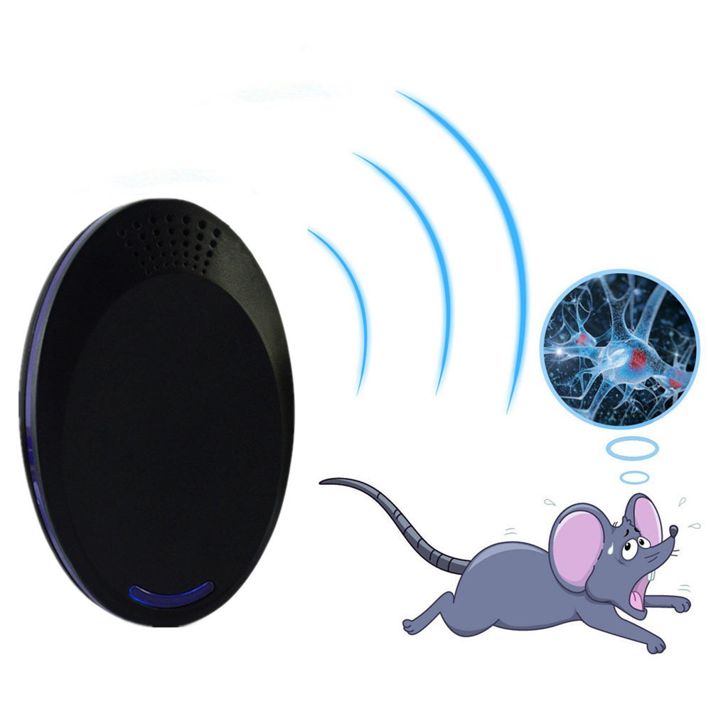 Mosquito Killer Repellent Mice Cockroach Moths Pest-Control Conversion Ultrasonic Electronic