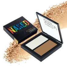 O.TWO.O  Professional Brand Makeup Contouring Palette Double Colors Contour Palette Powder  Contour Powder