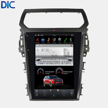 Android 6.0 system vertical navigation for ford  Explor 2006-2016 player 12inch RAM2G ROM32G high quality multifunction system