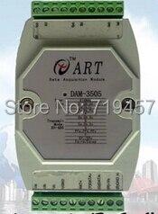Livraison gratuite DAM-3505A module d'acquisition d'énergie triphasé