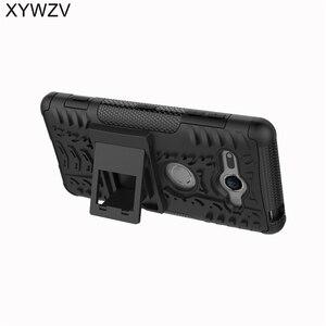Image 4 - SFor Coque Sony Xperia XZ2 קומפקטי מקרה קשה סיליקון טלפון Case עבור Sony Xperia XZ 2 קומפקטי כיסוי עבור Xperia XZ2 קומפקטי מעטפת