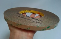 1x 13mm 55M 6 7mil 3M9495LE 300 LSE Super Strong Adhesion Double Coated Transfer Tape For