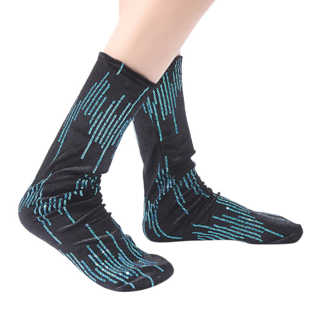 1pc cotton Socks funny College Sty Mid Tube Style Vintage Color Line funny printed socks winter warm cute socks women 2019