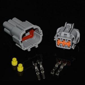 Image 5 - 2/4/6/8 פינים 2.2mm זכר ונקבה רכב פנס תקע מחבר עבור ניסן, טויוטה וכו . עבור Sumitomo