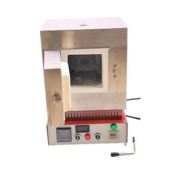 Dental Burnout Furnace Dental Lab Burnout Oven Ceramic Fiber Heating  Muffle Furnace for preheating crucible and wax elimination цена 2017
