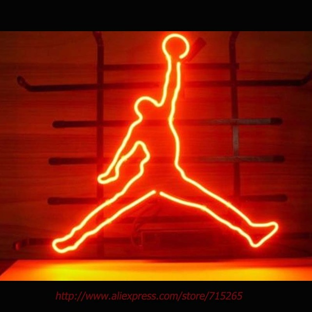 ea1c727a44fd2a Brand New Basketball Sport Neon Bulbs Neon Signs Real Glass Tube Art  Handcraft Sign Decorated Beer
