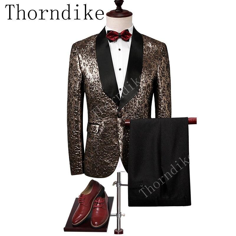 Jacquard Revers Homme Châle Nouvelle Blazer Mariage Smokings Thorndike Same  As Mariés Costumes Épais Meilleur D hiver Vêtements Marié Picture Hommes ... 2b8b333ab7c