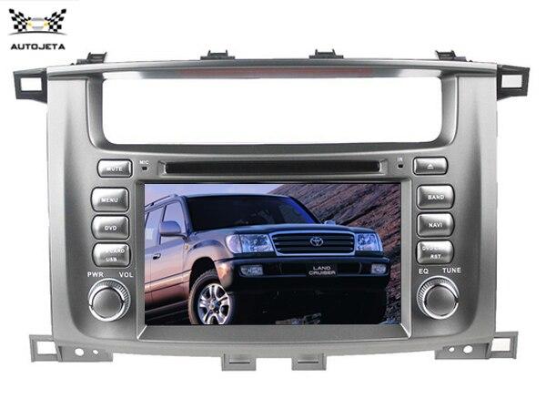4 UI intereface combinés à UN système 8 LECTEUR DVD de VOITURE POUR Toyota Landcruiser land cruiser lc 100 lc100 BLUETOOTH GPS RADIO