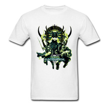 1dff4ca9 Slim Fit Men T-Shirts Crew Neck Short Sleeve Pure Cotton Hela Vs Thor And