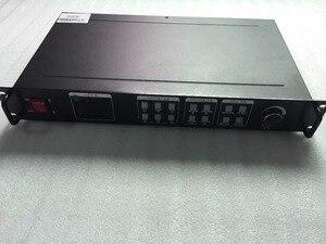 Image 2 - Verzenden kaart + KYSATR KS600 LED video processor scaler 1920*1200 Ondersteuning DVI VGA HDMI, LED video wall controller NOVA en LINSN