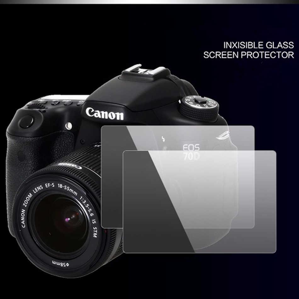 2 pièces D'origine 9 H Caméra LCD En Verre Trempé Protecteur D'écran Pour Sony RX100 II III IV V RX100M2 RX100M3 RX100M4 RX100M5 RX100