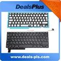 """Nueva Rusia Ru teclado PARA Macbook Pro 15 """"A1286 MB985 MB986 MC371 MC372 2009/2012 w/luz de fondo"""