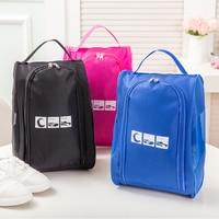 New Portable Shoe Bag Multifunction Travel Tote Storage Case Organizer Women Bags Men Top Quality Schuh